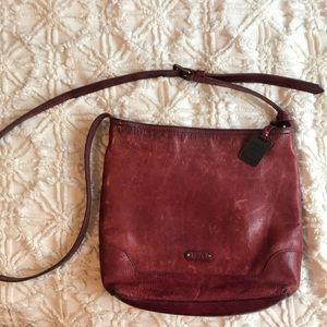 Genuine Frye Crossbody Bag